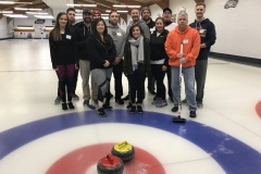 2018 03 Curling Happy Fun Times Event