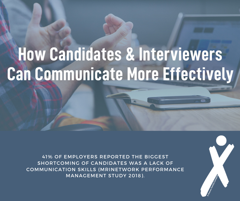 How Candidates and Interviewers Can Communicate More Effectively