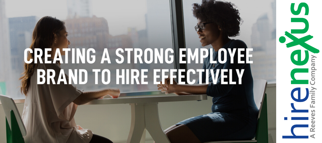 Employer Branding and Attracting Strong Candidates
