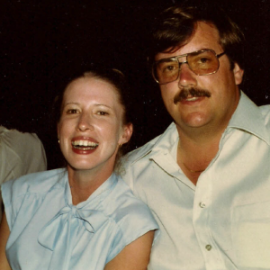 Ron and Lynn Reeves circa 1976.