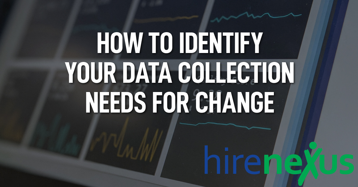 Use Data To Help Your Change Strategy Succeed