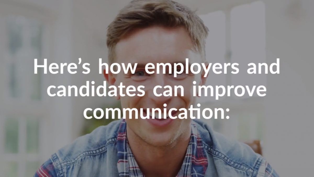 Enhance Communication in the Interview