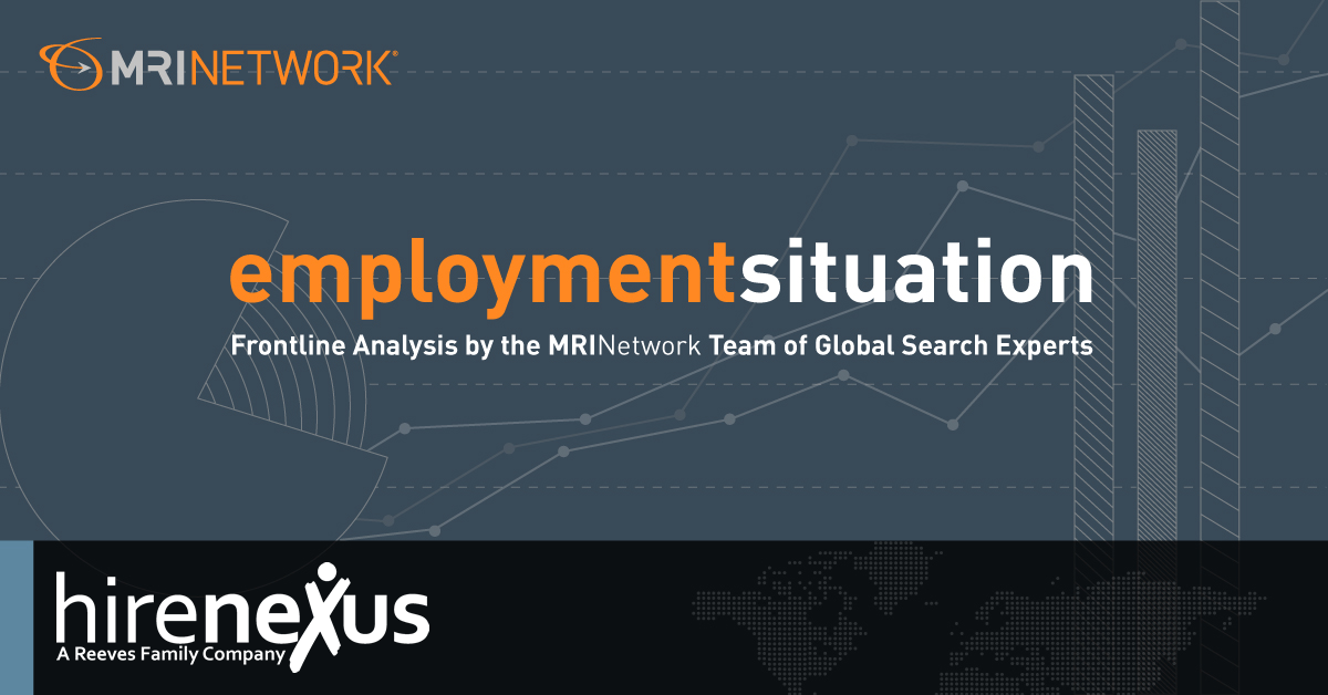 BLS Employment Situation Report: May 2019